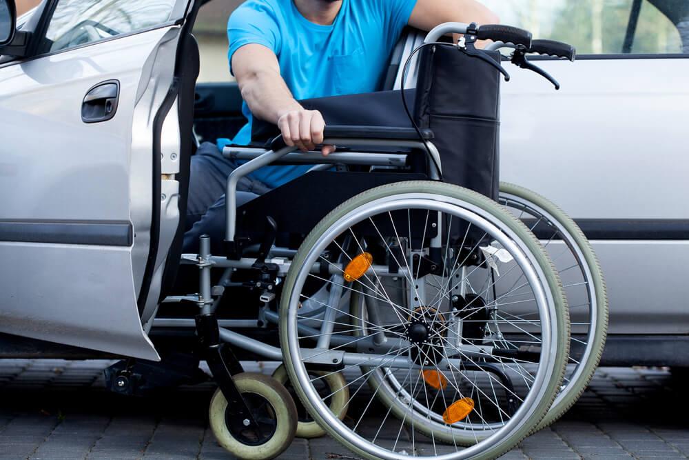 Direito de isenção para deficientes físicos
