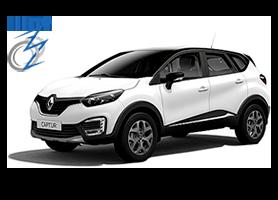 Renault Captur Life 1.6 CVT para PCD