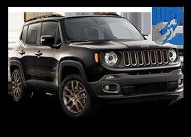 Jeep Renegade PCD 2020