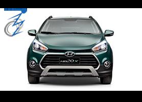 Hyundai HB20X para PCD