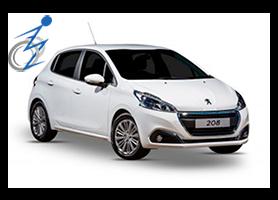 Peugeot 208 ACTIVE 1.6 para PCD