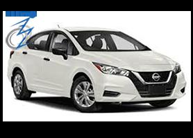 Nissan Versa para PCD