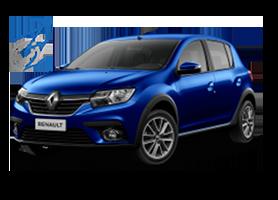 Renault Sandero 1.6 CVT para PCD