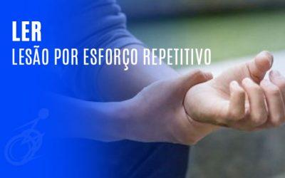 LER – Lesão por esforço repetitivo