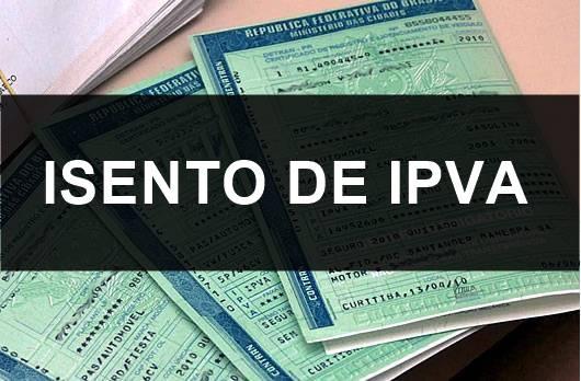 Isenção do IPVA | AZ Isenções