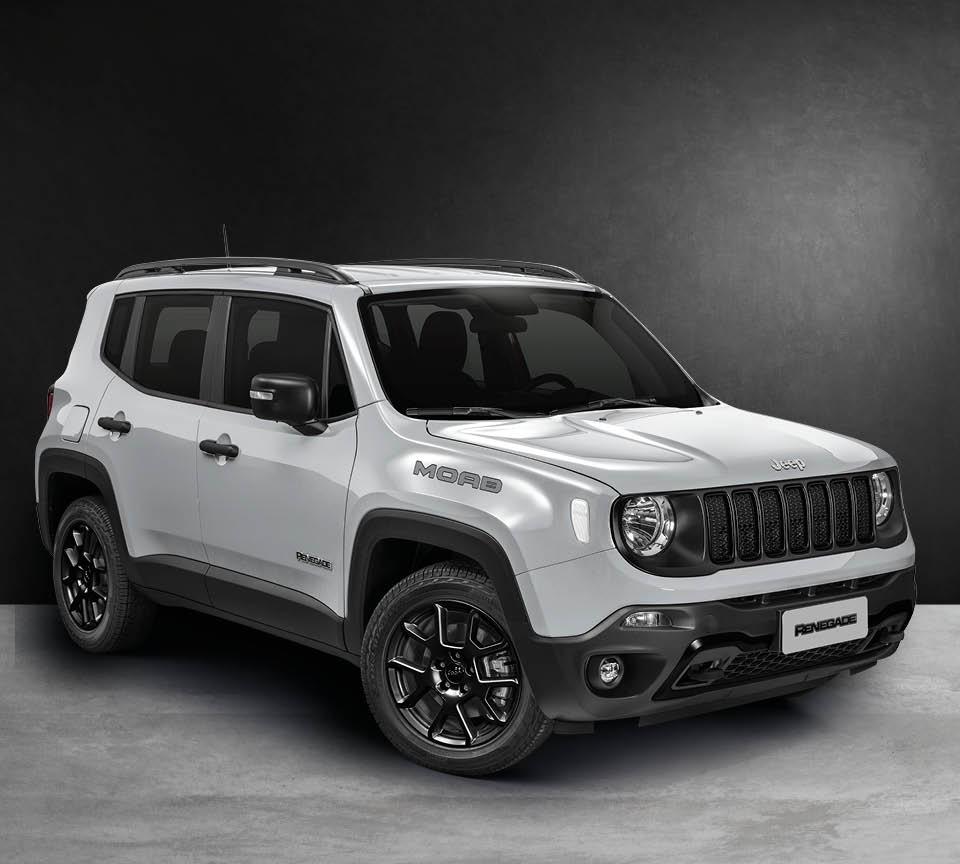 Jeep Renegade Moab PCD 2.0 Diesel